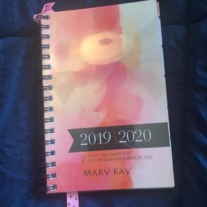 Mary Kay Planned and Binder Set